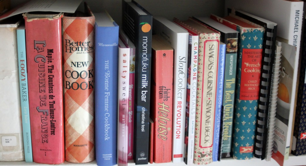 cookbookshelf